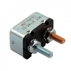 Circuit breaker 15 amp.