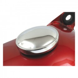 STEEL SCREW-IN GASCAP, NON-VENTED
