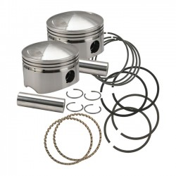 S&S 3 5/8 HIGH COMPR. 36-84 STD PISTON SET