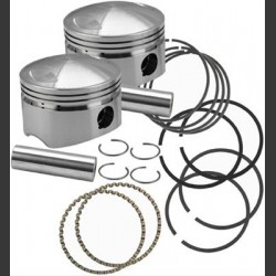S&S 3 5/8 HIGH COMPR. 36-84 + 0.010 PISTON SET