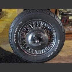 """Rear wheel 15"""""""