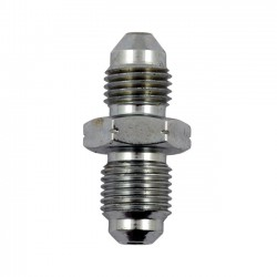 ADAPTER FITTING, M10-1.00 MALE TO 3/8-24 AN-3 MALE