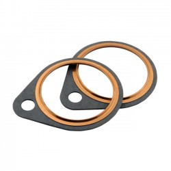 ROUND COPPER EXHAUST GASKET