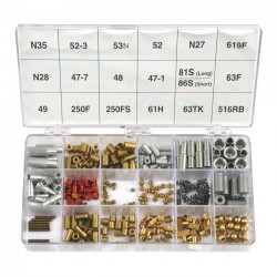 CONTROL FITTING ASSORTMENT