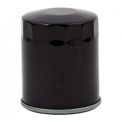 Oilfilter black 84-98 softail