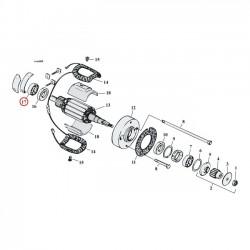 Generator bearing