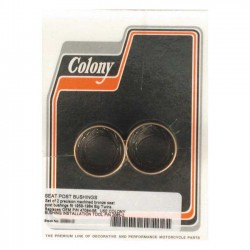 SEAT POST BUSHING SET