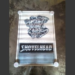 Poster early shovel