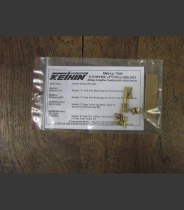 Jet kit cv 99up tc88