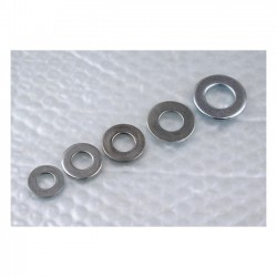 FLAT WASHER ZINC PLATED 5/16 INCH