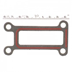 Transmission oil spout gasket