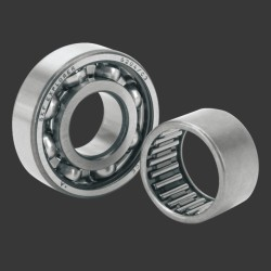 Bearing front chain housing