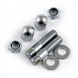 LOWER SHOCK STUD KIT ZINC
