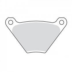 Brakepads 72-84 fl front & rear