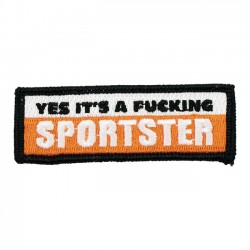 Sportster patch