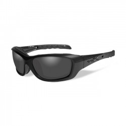 WILEY X GRAVITY SUNGLASSES BLACK FRAME