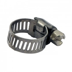 HOSE CLAMP 7/32 TO 5/8 INCH