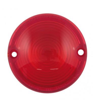 Repl. lens, red 73-79 fx,fxr