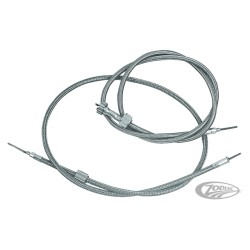 FRONT WHEEL DRIVE SPEEDO CABLE