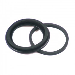 CALIPER SEAL KIT FOR ONE PISTON
