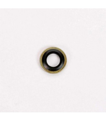 WASHER, CLUTCH COVER, WITH RUBBER I.D.