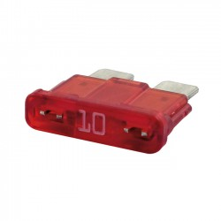 FUSE, 10 AMP (RED)