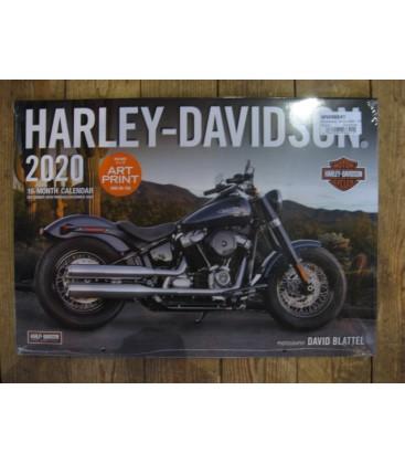 Harley-Davidson Calender