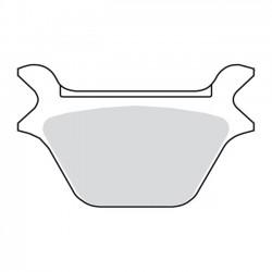 Brakepads rear 87-99
