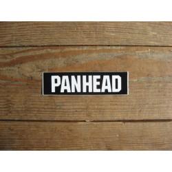 Panhead sticker