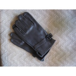 Canadian deerskin gloves XL