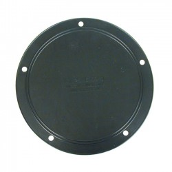 Derbycover metal base seal plate