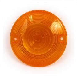Turnsignal lens amber 86-19 h-d
