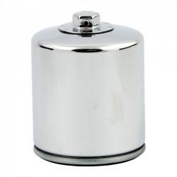 Oilfilter v-rod chrome K&N