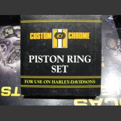 PISTON RINGS, .070, CHROME.