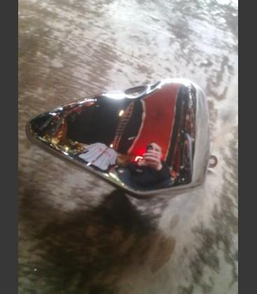 Oiltank cover XL '94-'03