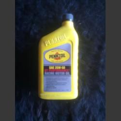 Racing motor oil