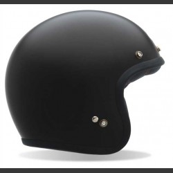 Bell Custom 500 Solid black Large